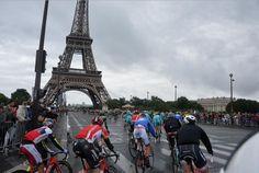 Le Tour de France @letour Parcours exceptionnel au coeur de Paris / An exceptional route in the heart of Paris @leCMN pic.twitter.com/cBgESn4bjc