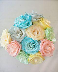 hello, Wonderful - HOW TO DYE RAINBOW FLOWERS