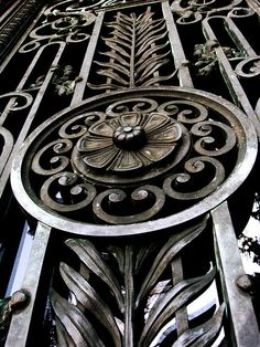 The Iron Gate