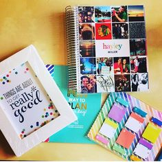 I'm so excited!! My new Erin Condren goodies are here! No better way to end a day of school #erincondren #planneraddict @hylymllr555