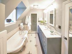 Tremendous Attic bedroom and bathroom ideas,Attic master bedroom and bathroom and Attic renovation melbourne. Attic Master Bedroom, Attic Bathroom, Upstairs Bathrooms, Attic Rooms, Attic Spaces, Bathroom Ideas, Small Bathroom, Master Suite Bathroom, Bathroom Plans