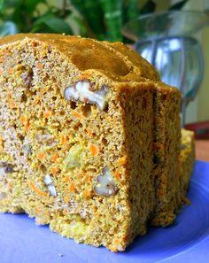 Savouring Stella: Carrot Bread for Vata Season.I'm so making this asap! Grain Free Bread, Ayurvedic Recipes, Dessert Recipes, Desserts, Drink Recipes, Indian Food Recipes, Indian Foods, Gluten Free Baking, Yoga