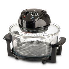 Fagor Black 12-quart Halogen Tabletop Oven