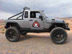 Jeep Project - Page 4 Jeep Wrangler Silver, Jeep Wrangler Pickup, Silver Jeep, Jeep Pickup, Jeep Jk, Jeep Brute, 4x4 Trucks, Cool Trucks, Custom Jeep