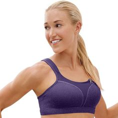 f54b5ce970 Champion Spot Comfort Full-support Sports Bra Nude Sports Bras