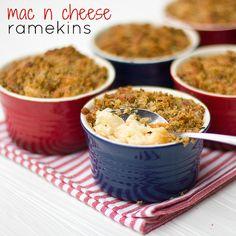Mac n Cheese Ramekins