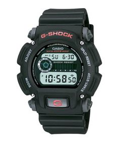 Casio G-Shock Mens Watch with Resin Band. my everyday watch.