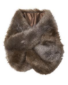 Fur Collar by Phase Eight. Also available in black.