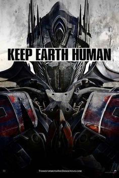 This week, new posters for Transformers: Age of Extinction started appearing in major cities, but instead of selling the Michael Bay movie o...