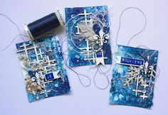 Layout and ATC's by Sandra Bernard Rolodex, 2017 Design, Index Cards, Pocket Cards, Bingo Cards, Artist Trading Cards, Scrapbooking, Mixed Media Canvas, Chipboard