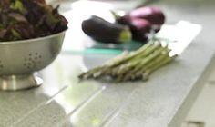 Corian Worktop Corian Worktops, Kitchen Showroom, Work Tops, Green Beans, Kitchen Design, Design Of Kitchen