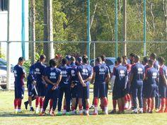 Paraná volta aos treinos e começa preparação para encarar o Bragantino #globoesporte