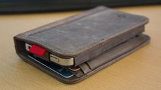 BookBook iPhone Case + Wallet #iphone