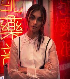 Chinatown photoshoot