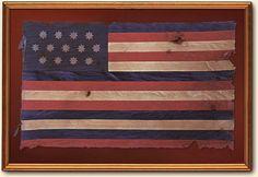 The Serapis or John Paul Jones flag (1779)