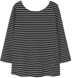 T-Shirt Décolleté Dans Le Dos