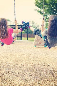 Swings are more fun in matching socks. Matching Socks, Kids Swing, Swings, More Fun, Something To Do, World, Stuff To Buy, Rope Swing, The World
