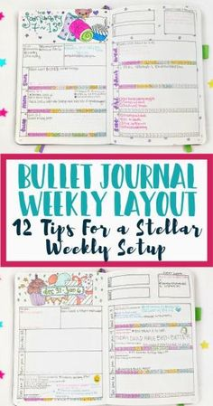 Need some bullet journal inspiration? 🖍️Discover 279 collection ideas for your bullet journal. Get the most out of your bullet journal by tracking everything from finance to habits to health and food! . #bulletjournal #planners #plannercommunity #plannerideas #bujo #lifebywhitney