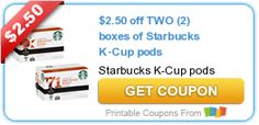 Target~ Combine Coupon for this Starbucks Deal. Details on the blog!