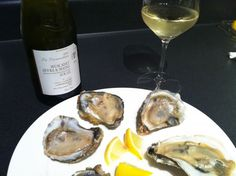The Perfect Oyster Wine: Muscadet