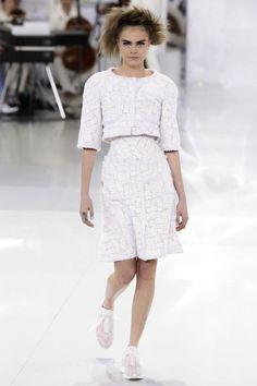 Chanel haute couture SS14 Paris