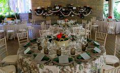 Decoración handmade para bodas