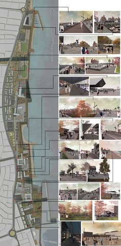 Articles - STUDENTS PROJECTS - DESIGN PROJECTS - PROJECTS2013 - Urban design of the new seafront in Larnaca