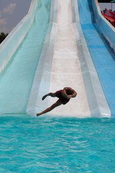 #MagicWorldParco: #scivolo #piscina #divertimento #tuffo