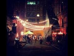 Grove Alley, Brooklyn