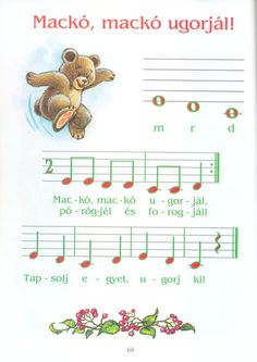 Zsuzsi tanitoneni - Google+ Music For Kids, Kids Songs, Music Class, Music Education, Music Decor, Piano, Preschool Activities, Album, Music Ed