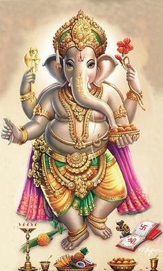 Ganesh high res images of our Arte Ganesha, Sri Ganesh, Ganesh Lord, Shri Ganesh Images, Ganesha Pictures, Ganesh Tattoo, Ganesh Wallpaper, Hd Wallpaper, Lord Ganesha Paintings
