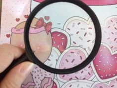 Magnifying glasses, I Spy and Valentine's Day - a great word work combination!