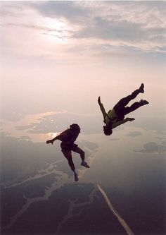 Freefallin' #bucketlist