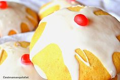 Brave Scottish Sweet Buns Recipe - English version is available down at the bottom