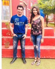 Mahhima Kottary: It's amazing to work with Ssharad Malhotra Sharad Malhotra, Surbhi Chandna, Punjabi Girls, Actors Images, Song Status, Ranbir Kapoor, Bollywood Celebrities, My Crush, Bae