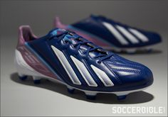 adidas adizero f50 blue white illustrated