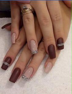 Pastel Nails, Acrylic Nails, Nail Designs, Nail Polish, Nail Art, Nail Ideas, Makeup, Humor, Beauty