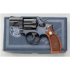 Smith & Wesson Model 10-5 Double Action Revolver