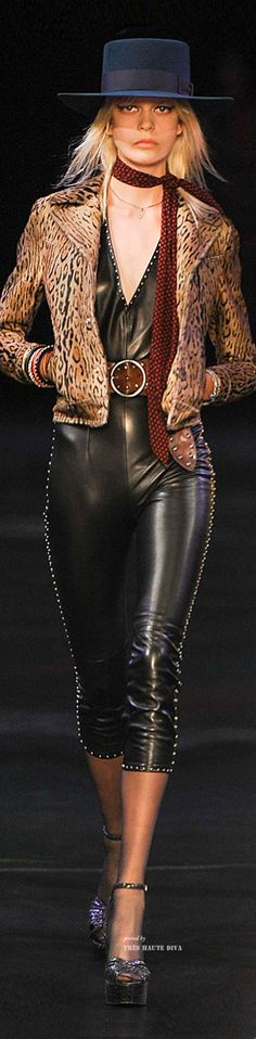 Saint Laurent Spring Summer 2015-SR