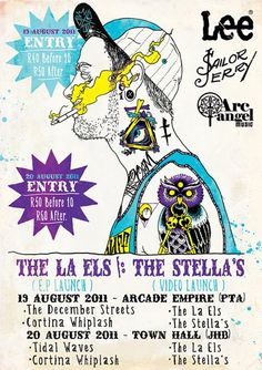 the-la-els-gig-poster-by-michael-dos-ramos