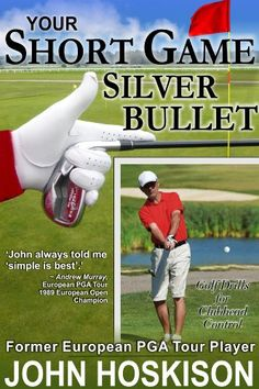 Free Book - Your Short Game Silver Bullet - Golf Swing Drills for Club Head Control ($2.99 Kindle), by John Hoskison, is free from Barnes & Noble, courtesy of publisher ePublishing Works!.