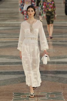 Chanel Pre Collection SS'17 Cuba