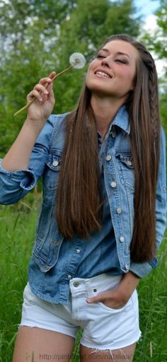 Amazing and Timeless Outfits For Straight Hair Women0291