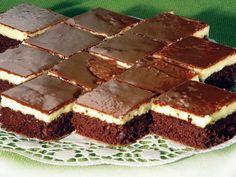 Druh receptu: Sladkosti - Page 9 of 329 - Mňamky-Recepty. Vanilla Custard, No Bake Cake, Tiramisu, Sweets, Baking, Ethnic Recipes, Food, Cakes, Gummi Candy