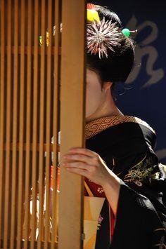 芸者さん Geisha