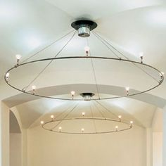 bruck lighting track systems. Bruck Lighting Systems V/A Matte Chrome 5 Ft. Cable Suspension Ring Track