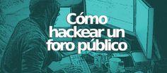 Imagina que tienes una herramienta que te permite hackear un foro de forma automatizada. Bien, en este post te cuento que herramienta es... ;)  http://gorkamu.com/2016/08/como-hackear-un-foro-publico/