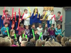 Cheam Elementary Grade 3 Christmas Concert 2012