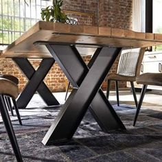 VKDB Architecture and Interior ( Steel Furniture, Home Decor Furniture, Industrial Furniture, Furniture Design, Welding Design, Table Frame, Store Fixtures, Table Legs, Woodstock