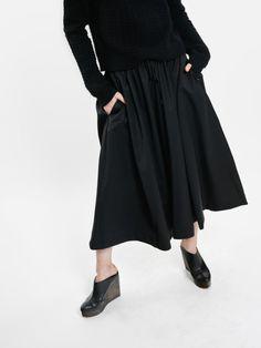 Oversized culottes
